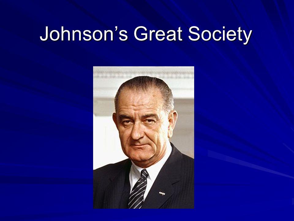 Johnson's Great Society