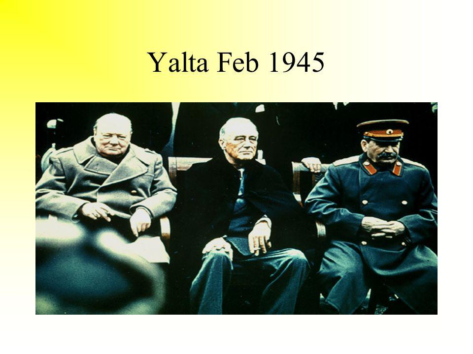 Yalta Feb 1945