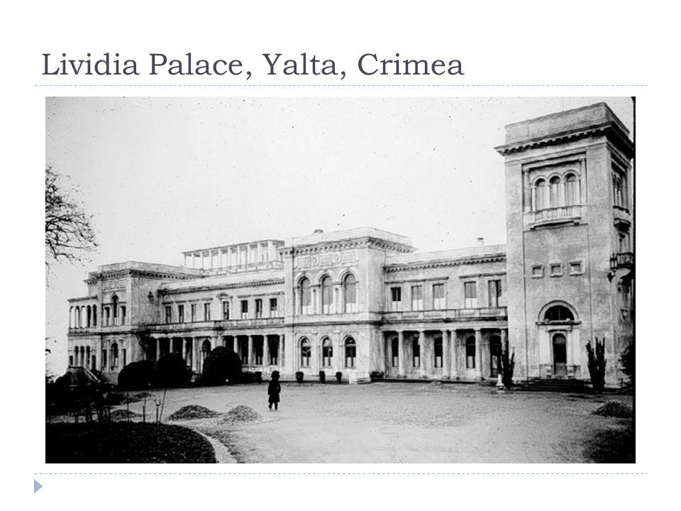 Lividia Palace, Yalta, Crimea