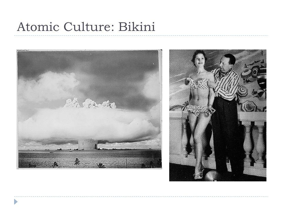 Atomic Culture: Bikini
