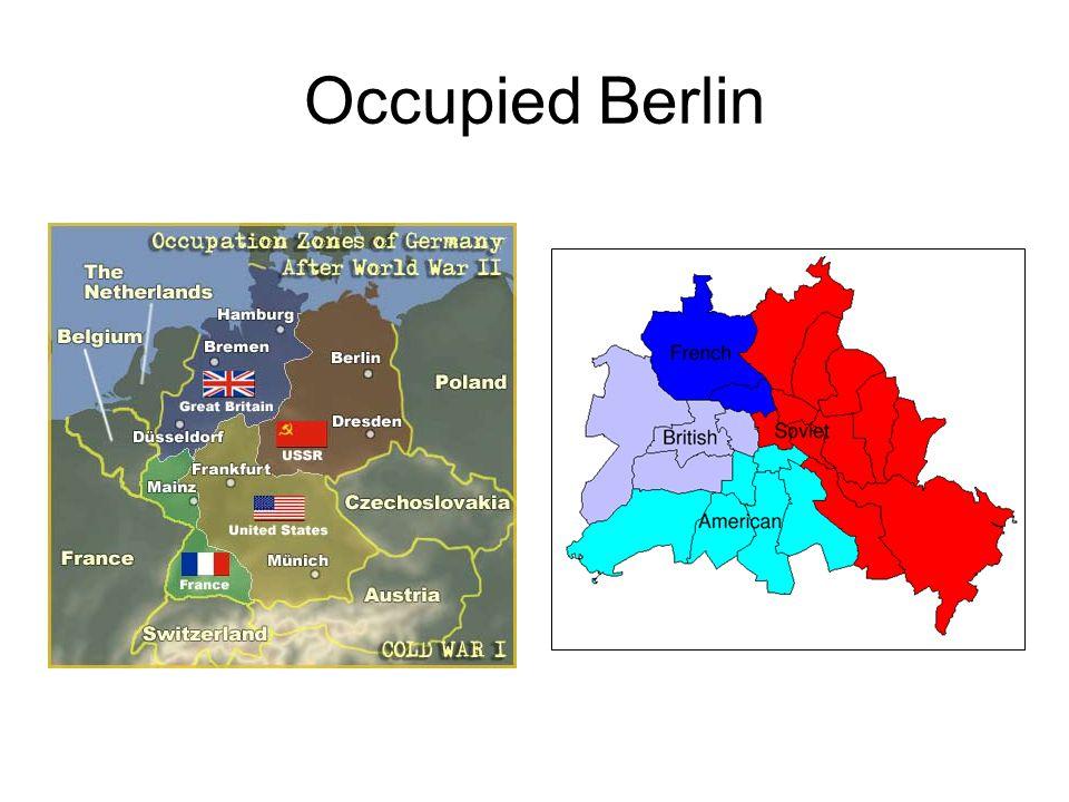 Occupied Berlin