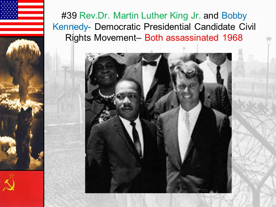 #39 Rev.Dr. Martin Luther King Jr.