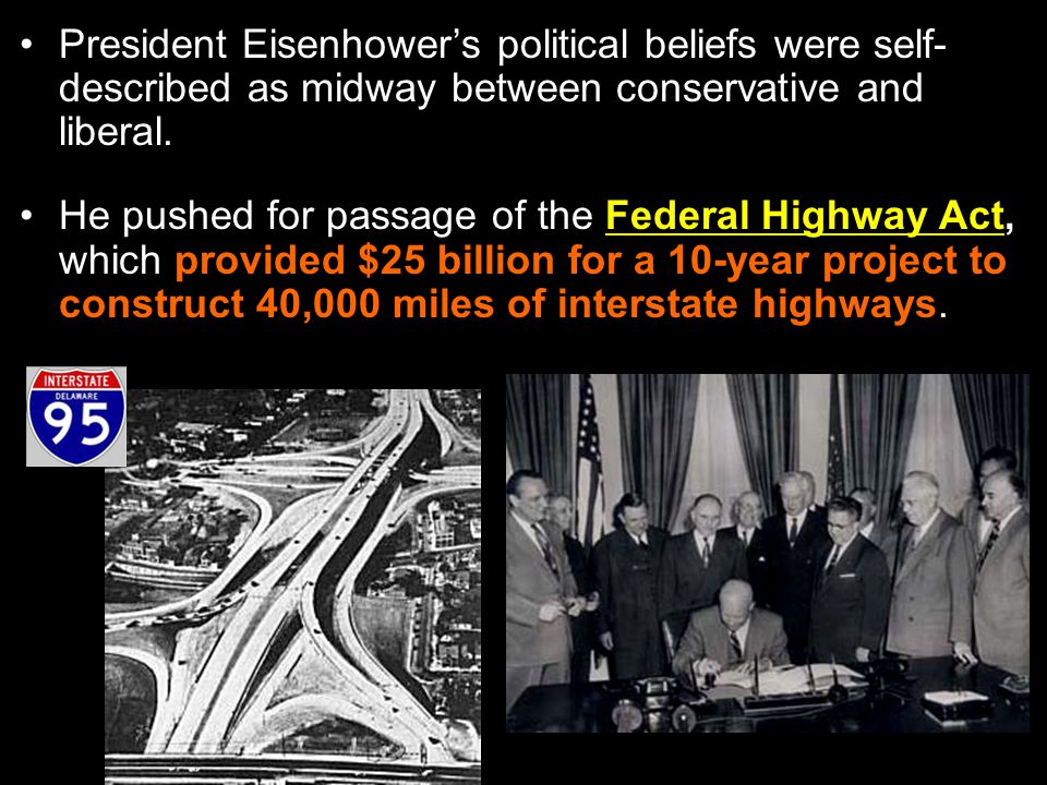 For the first time in 20 years, the GOPs occupied the White House. ELECTI0NELECTI0N OF1952OF1952