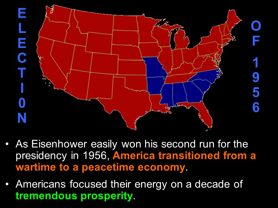 President Eisenhower's political beliefs were self- described as midway between conservative and liberal. He pushed for passage of the Federal Highway