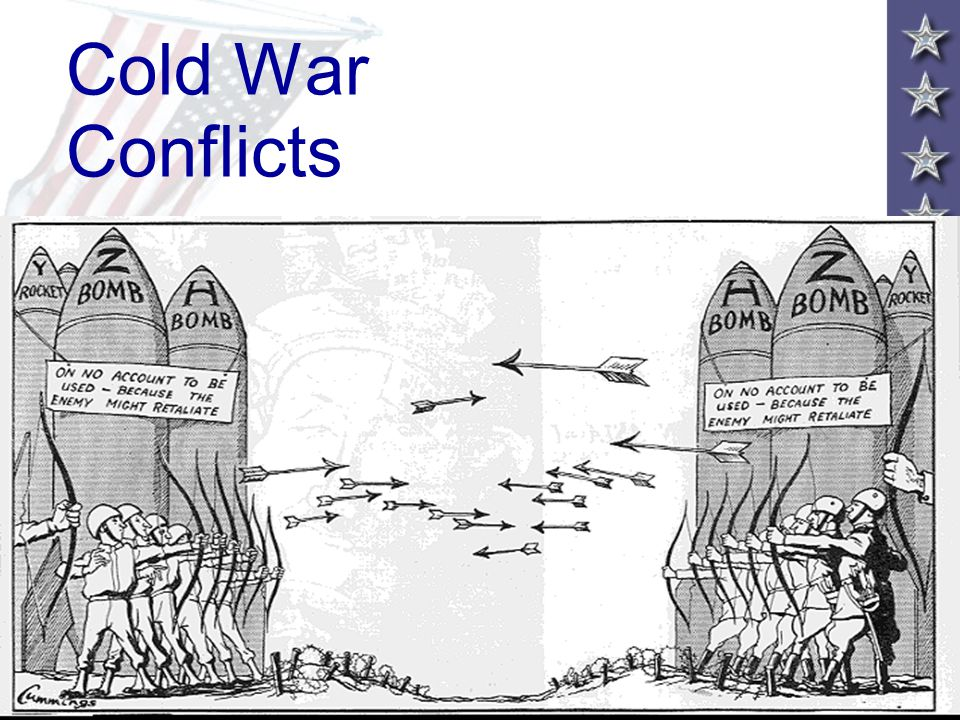 Cold War Conflicts What do you do when a friend is accused?