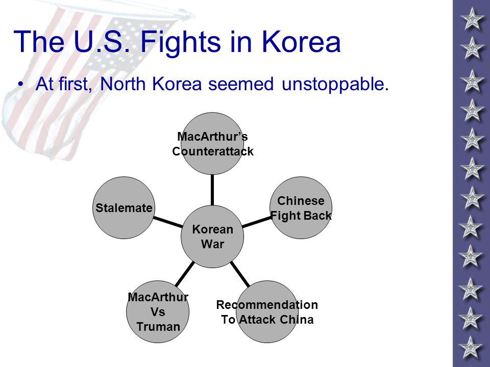 The Korean War, 1950-1953