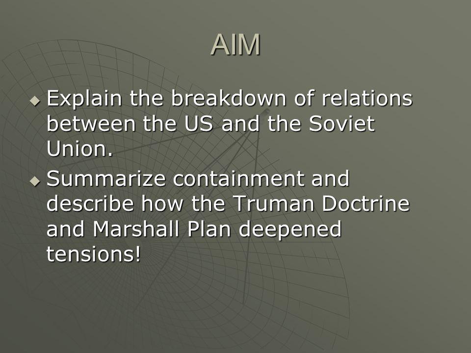 4.U.S. blockades Cuban island, Soviet Union agrees to remove missiles from Cuba.