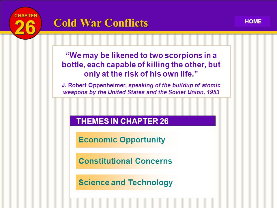 The Cold War Heats Up 2 Section Assessment 2 What were the major events influencing the fighting in Europe and North America.