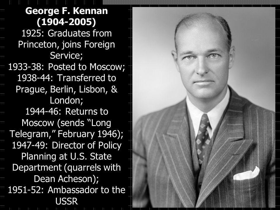 George F.