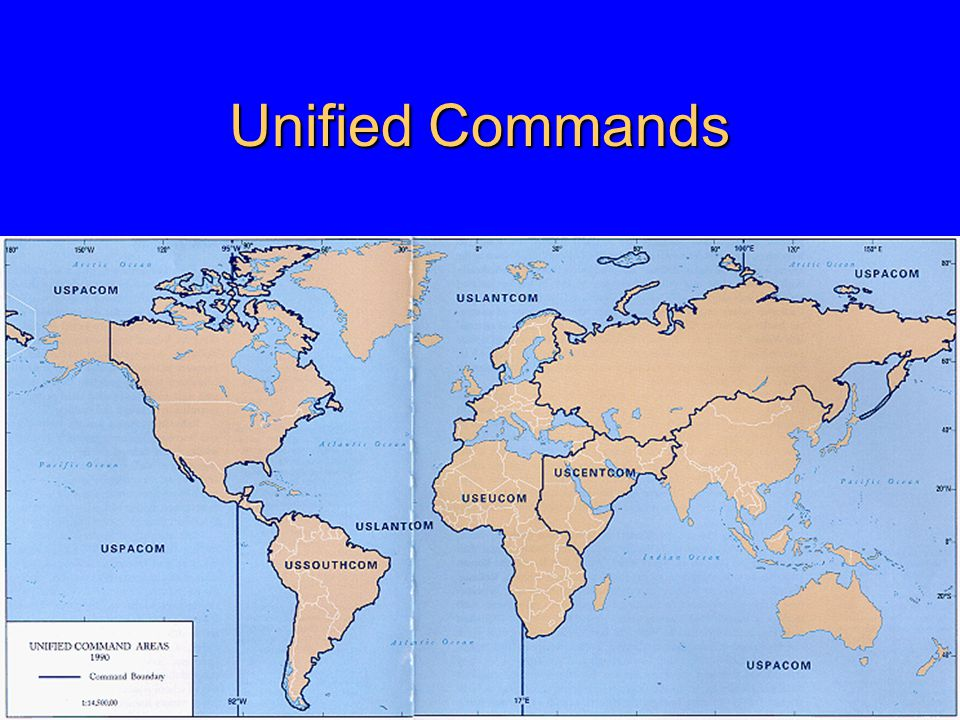 Unified Commands