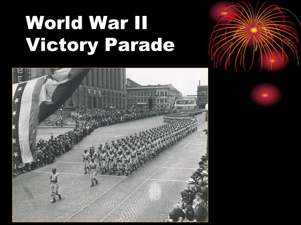World War II Victory Parade