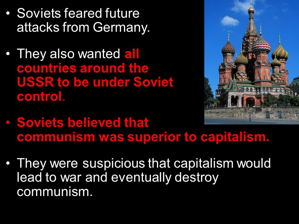 Section 1-5 Section 1: A Clash of Interests The United States and the Soviet Union became increasingly hostile, leading to an era of confrontation and