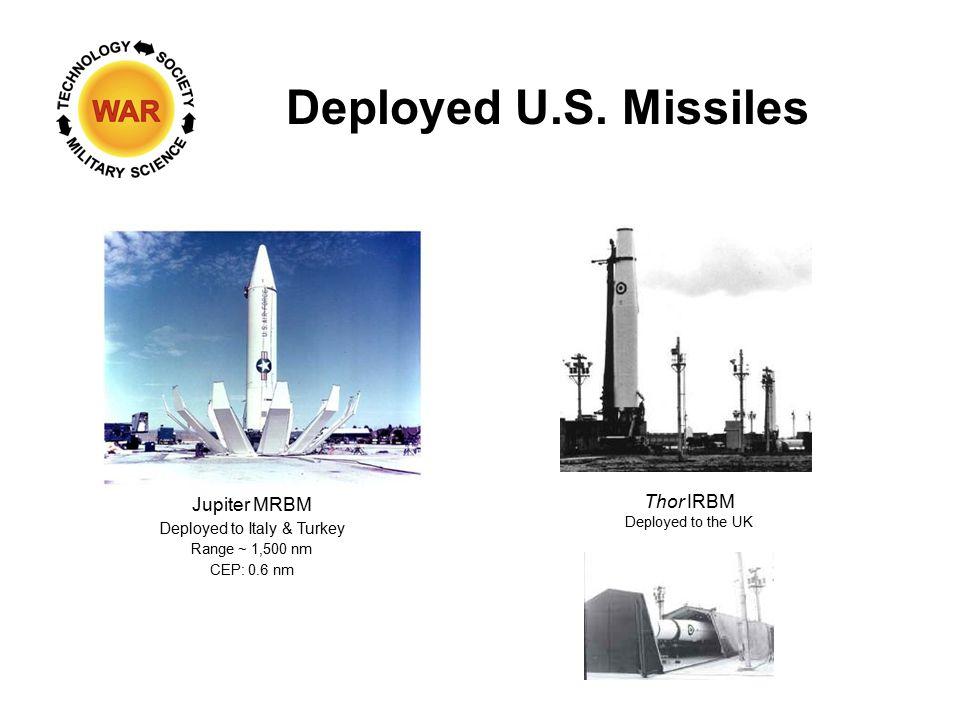 Deployed U.S.