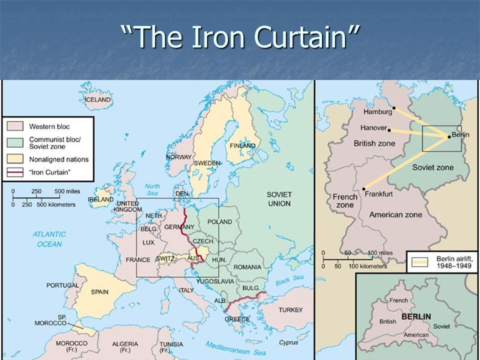"""The Iron Curtain"""