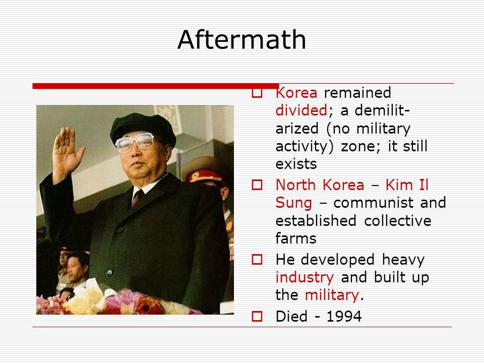 Next North Korean Leader  Sung's son, Kim Jong Il, took over.