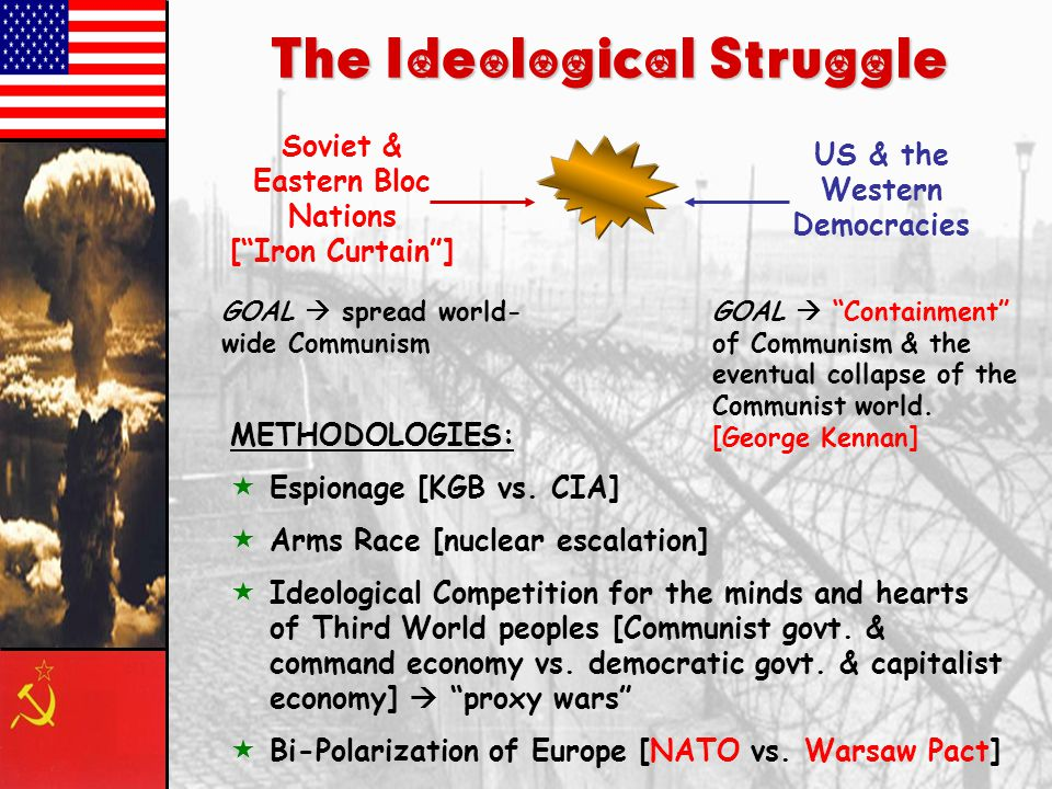 Creating a National Security State, 1945-1949 Alliance between Soviet Union and the United States was not based on collaboration, but on cooperative defeat of Axis powers –America sent troops to help anti-communist during RR –Did not recognize Soviet government until 1933 Relations between the two countries descended into suspicion and growing tensions (c) 2003 Wadsworth Group All rights reserved