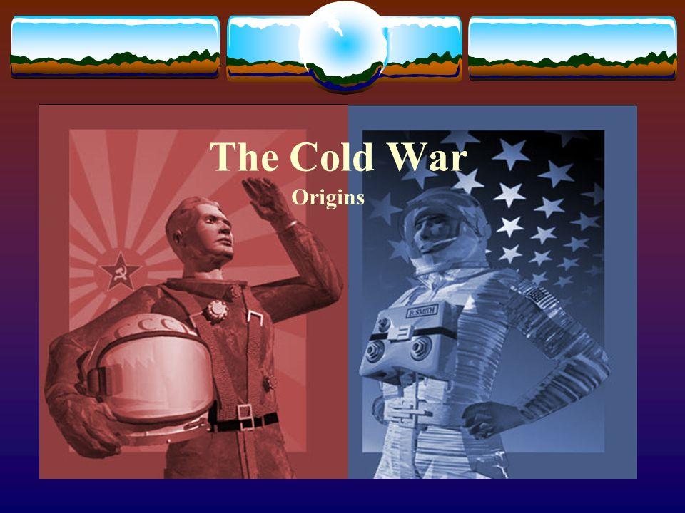 The Cold War Origins