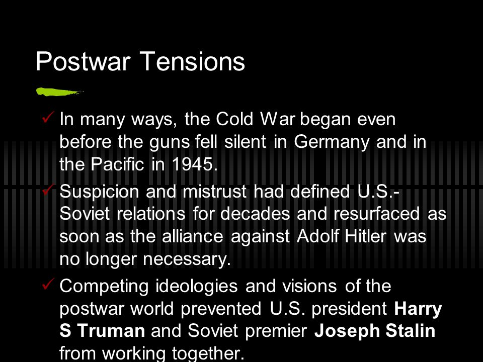 Flexible Response Because Eisenhower's threat of massive retaliation had proved too stringent and binding, Kennedy and his foreign policy team devised a new doctrine of flexible response designed to give the president more options to fight Communism.