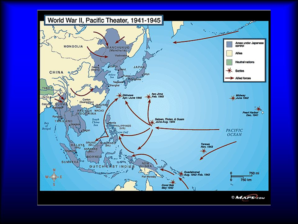 BATTLE OF CORAL SEA Japan threatens New Guinea Admiral Nimitz sends two carriers, Lexington and Yorktown to intercept Japanese in Coral Sea World's First battle between Carriers Air-strike on both sides - Saves U.S.