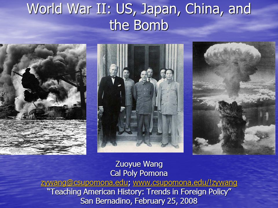 Truman: Use the Bomb on Military Targets This weapon is to be used against Japan between now and August 10th.