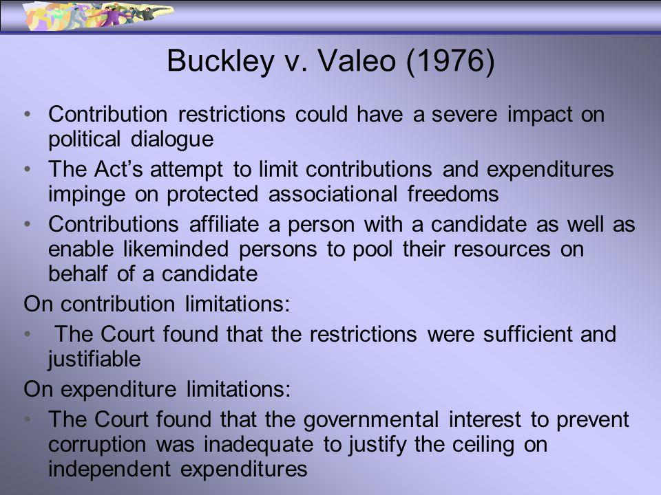 Buckley v.