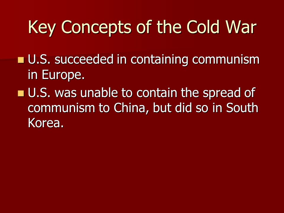 When did the Cold War Begin.Before WWII ended. Before WWII ended.