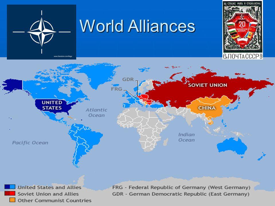 World Alliances