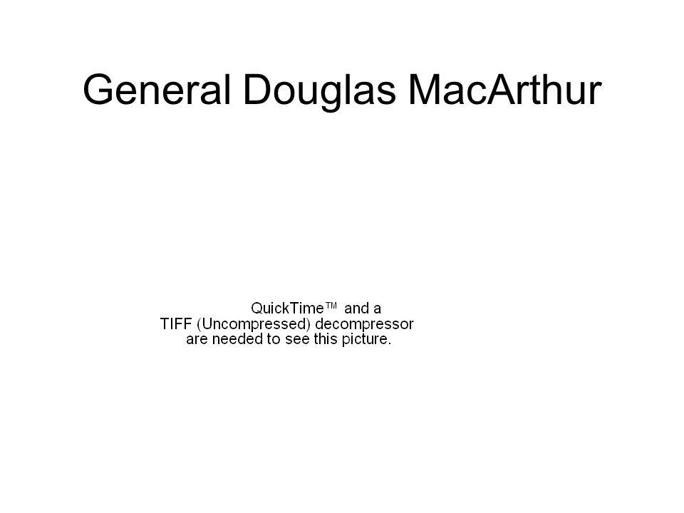 Korean War, cont. III. MacArthur's Counterattack A.