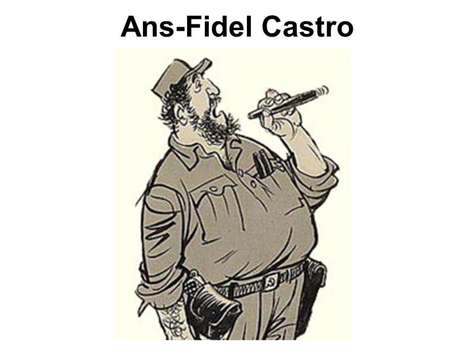 Communist leader of Cuba