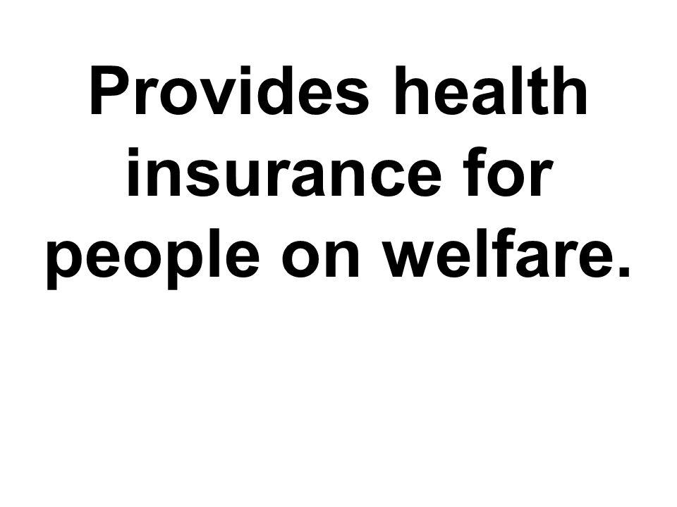 Ans--Medicare