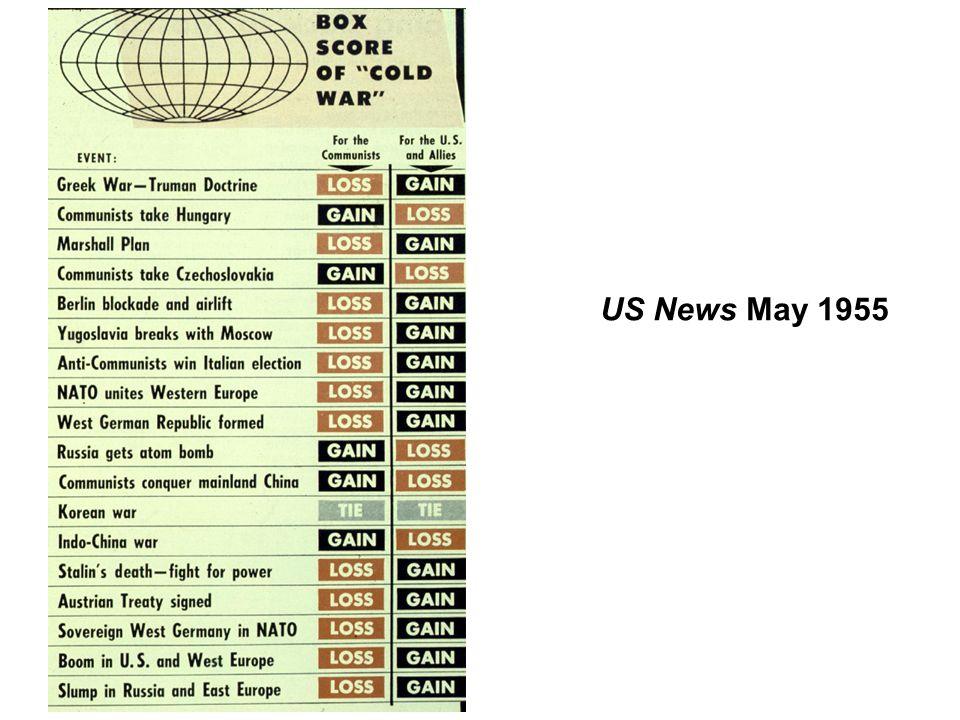 US News May 1955