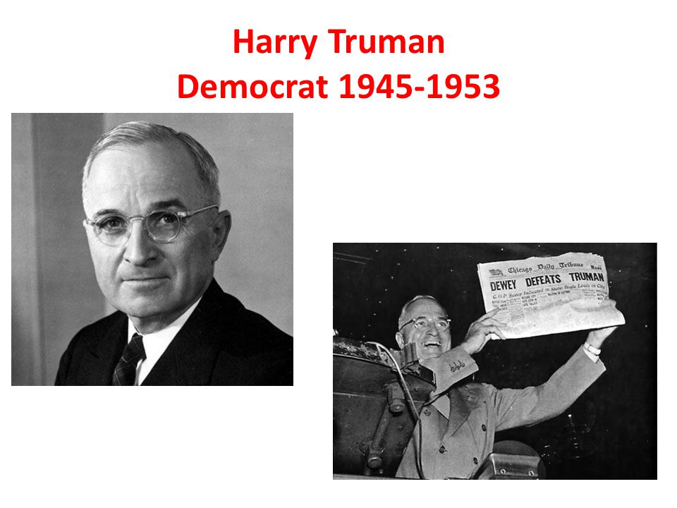Truman and Foreign Affairs THE COLD WAR