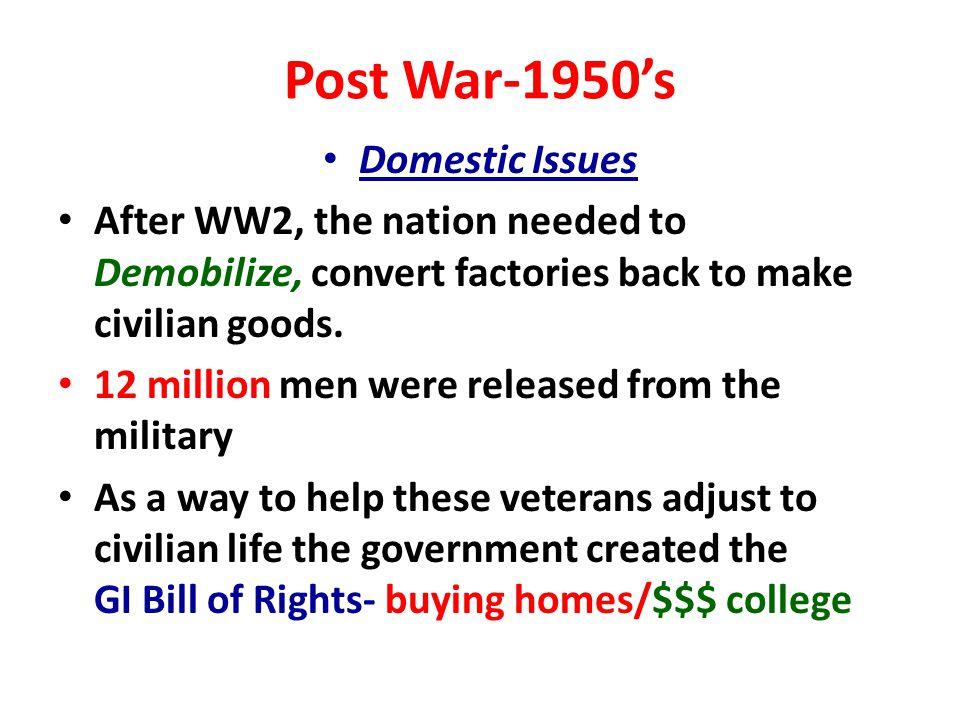 Eisenhower, The Cold War and Nukes New aggressive policies/threats begin: Brinkmanship- U.S.