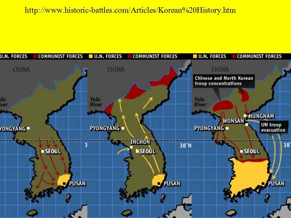 http://www.historic-battles.com/Articles/Korean%20History.htm