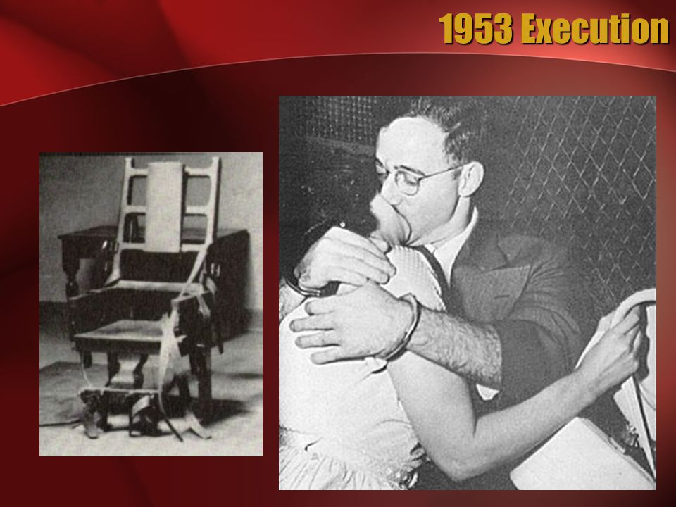 1953 Execution
