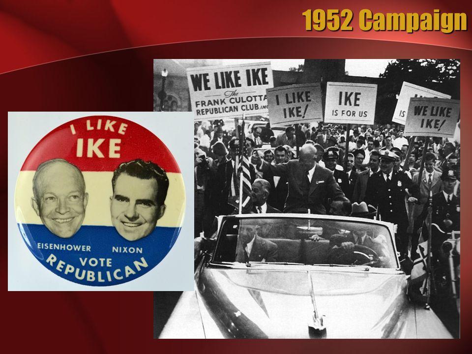 1952 Campaign