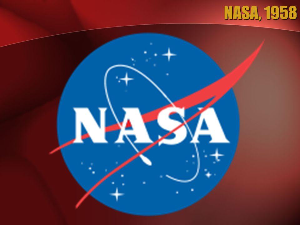 NASA, 1958