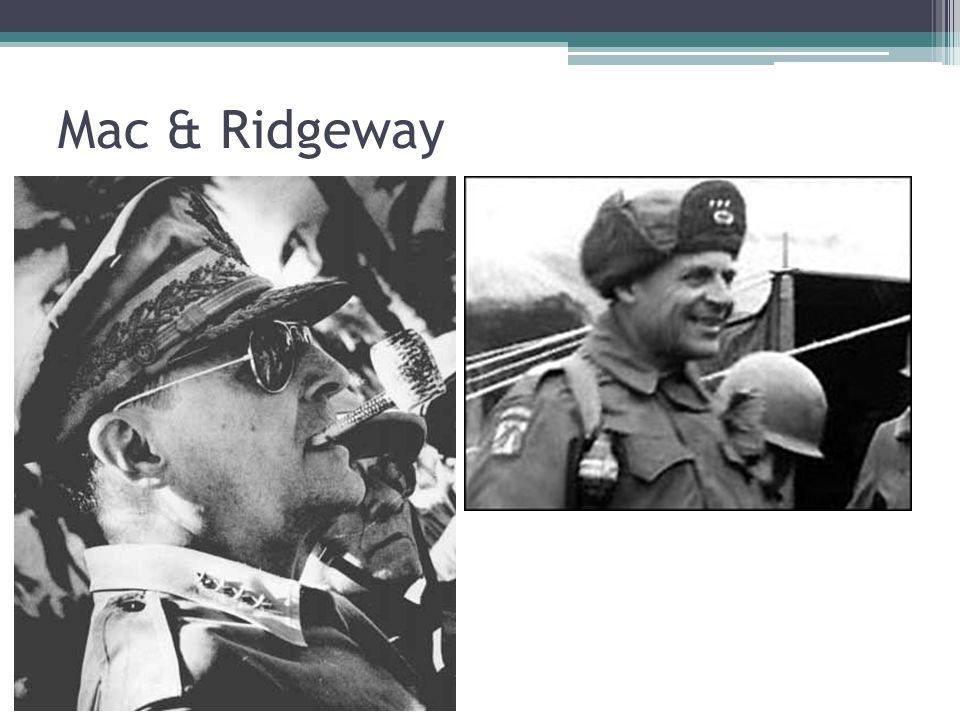 Mac & Ridgeway