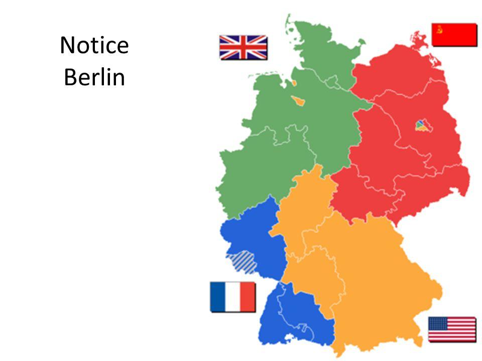 Notice Berlin