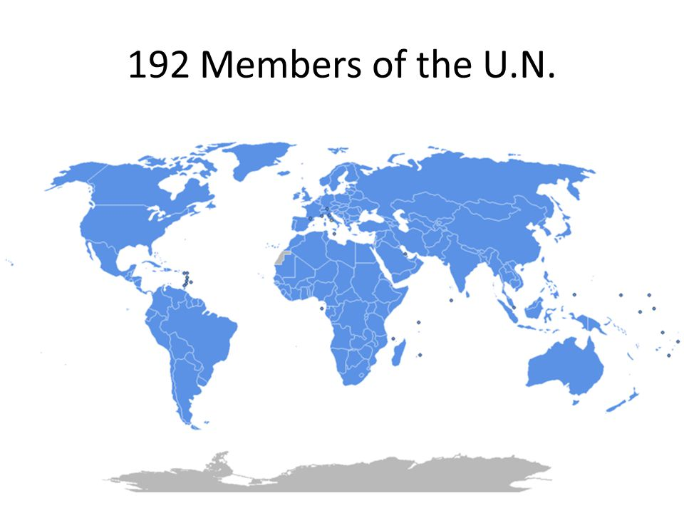 2008 The 15 member security council.