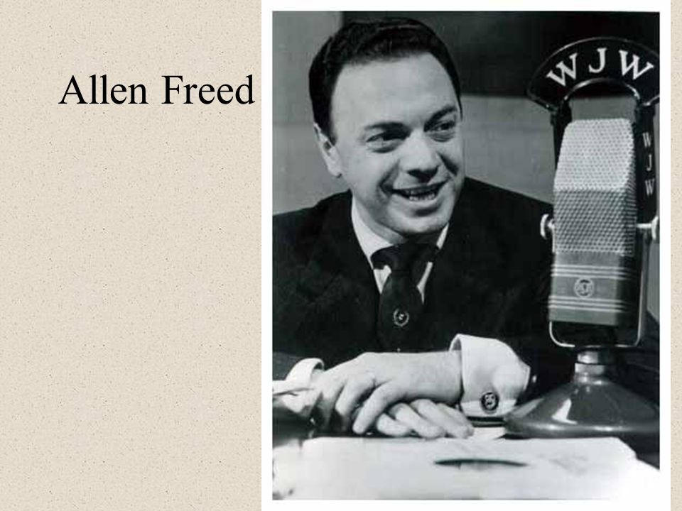 Allen Freed