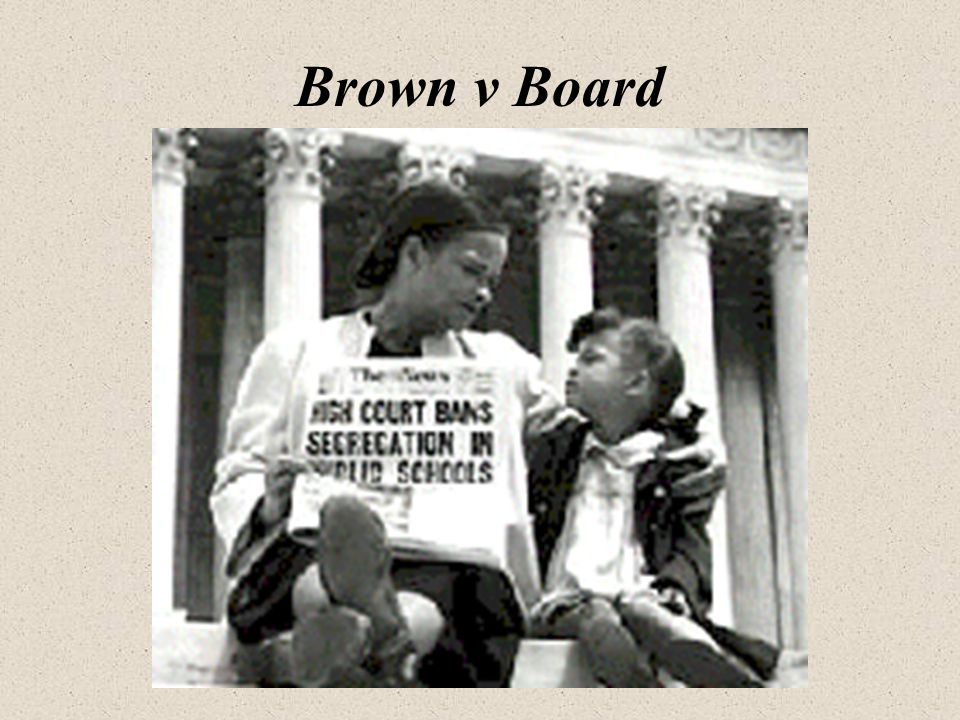 Brown v Board