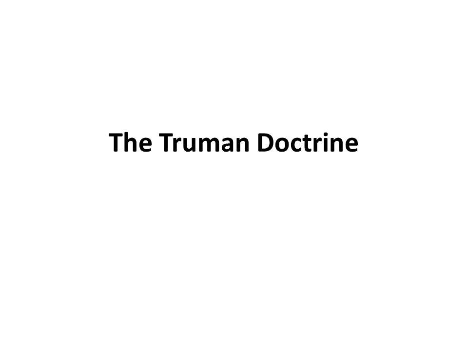 Truman's advisors believed that U.S.S.R.
