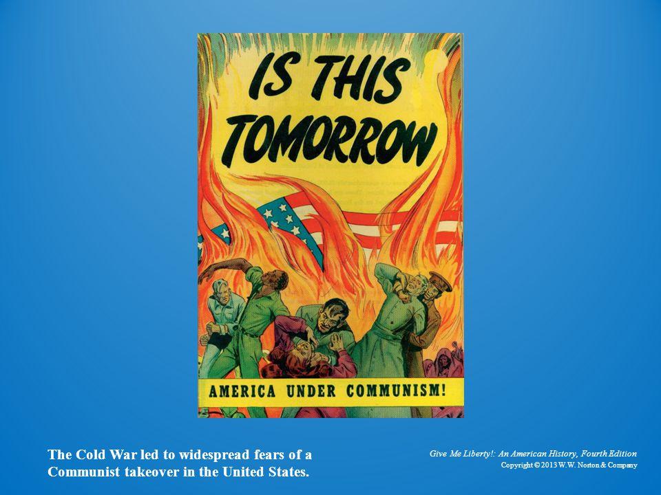 The Anticommunist Crusade: conformity The Uses of Anticommunism