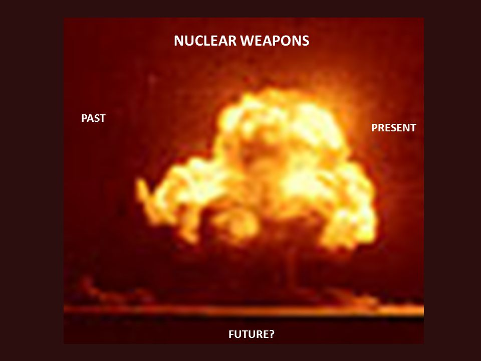 -how we got the atomic and hydrogen bombs -what we have done with them -how many we have now and what their status is -what do we do with them now.