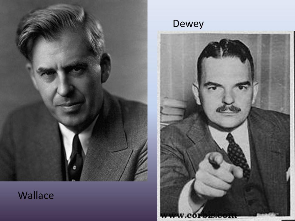 Wallace Dewey