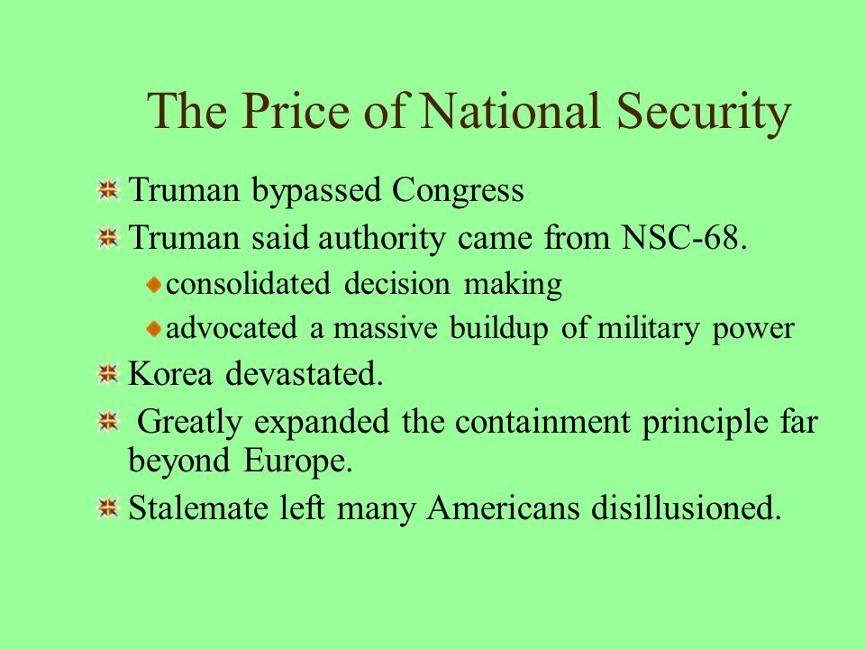 I like Ike :The Election of 1952 Korean War also effectively ruined Truman's presidency.