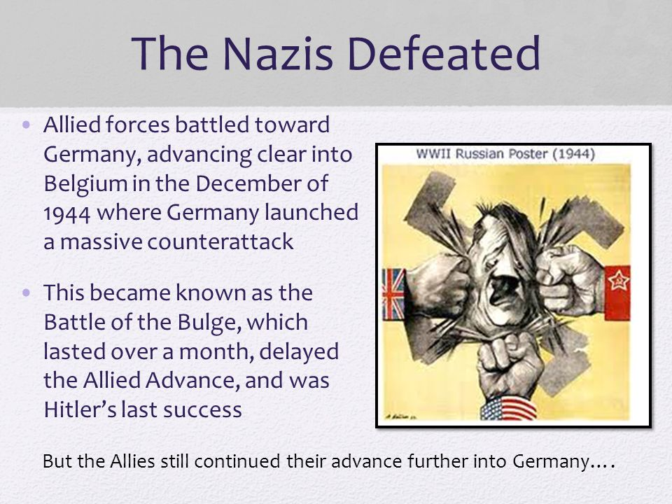 REVIEW What was the day called on June 6, 1944 when allies landed at Normandy and started the liberation of France.