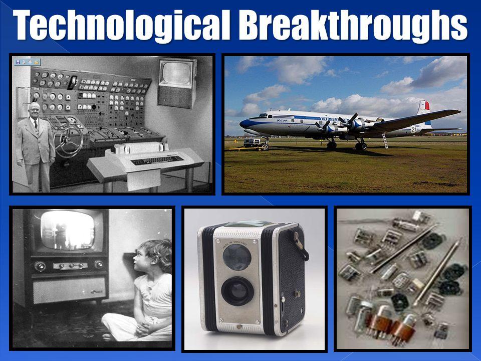 Technological Breakthroughs