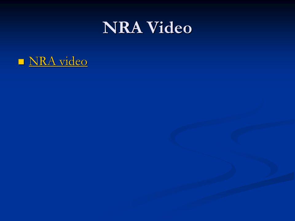 NRA Video NRA video NRA video NRA video NRA video